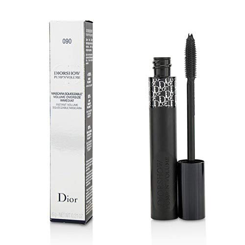 Christian Dior Diorshow Pump N Volume Mascara - # 090 Black Pump...