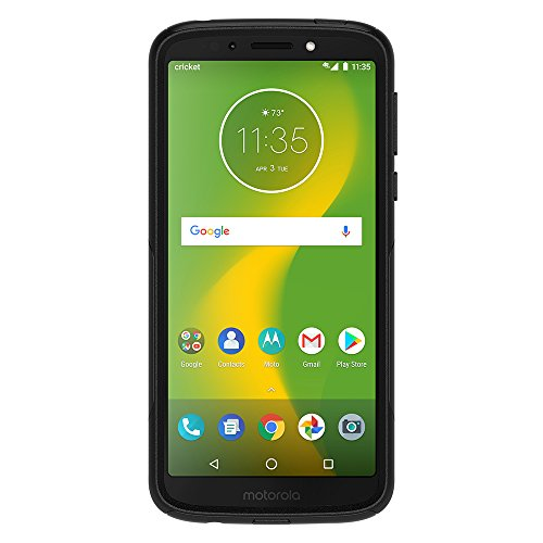 OtterBox Commuter Series Case for Moto G6 Play, Black