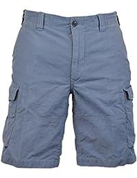 Mens Colored Pocket Khaki Shorts