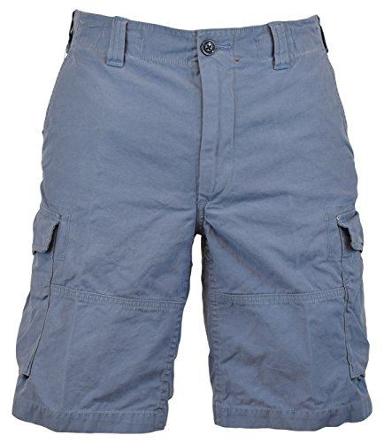 Cargo Classic Shorts (Polo Ralph Lauren Mens Classic Fit Commander Cargo Shorts - 32 - Blueberry)