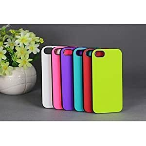 Mixed Color Full Body Cases for iPhone5/5S , Blue