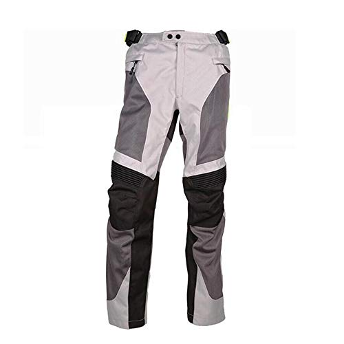 Summer Motorcycle Riding Pants,CE Armored Breathable Mesh Racing Protective Gear Clothing for Teenagers