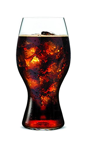 Riedel  O  Coca Cola Glass  Set Of 2