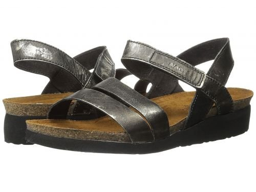Naot(ナオト) レディース 女性用 シューズ 靴 サンダル Kayla - Metal Leather 42 (US Women's 11) M [並行輸入品]