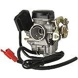 Lumix GC Carburetor For 49cc 50cc Taotao Thunder Cruiser CY50 ATM50A1 Zummer EVO 50 Scooter