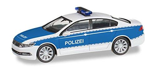 1/87 フォルクスワーゲン パサート 警察車両テスト車(ドイツ) 092180