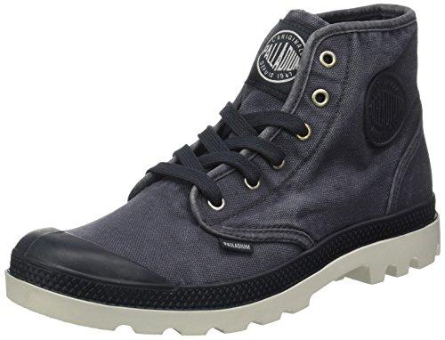 Silver Birch Anthracite Alto H High Grigio Sneaker Collo a Uomo US Palladium Pampa PqwU7n