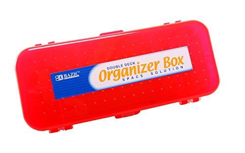 Double Deck Organizer Box, 8.25