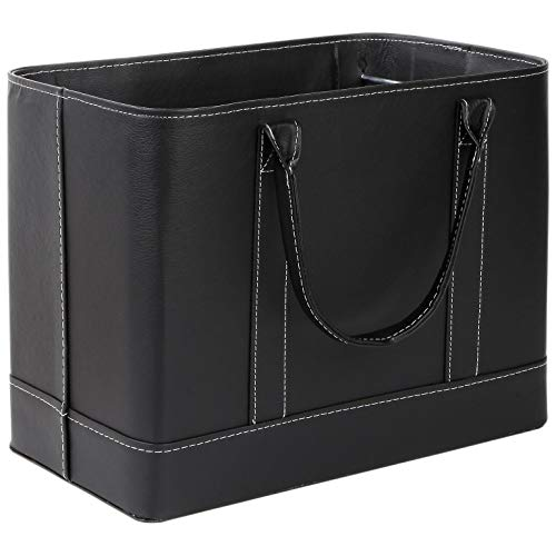 Trenton Gifts File Organizer Tote | Stylish Way to Keep Organized | Black