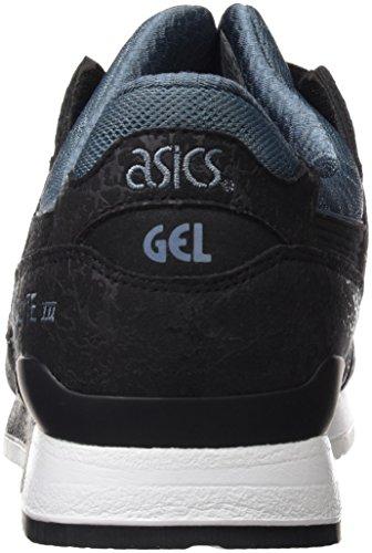 Asics H6u2y, Zapatillas Unisex Adulto Negro (Negro)