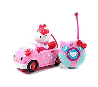 Jada Toys Hello Kitty Radio Control Vehicle | Learning Toys