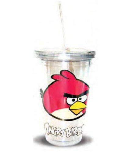 Angry Birds 16oz Tumbler Straw