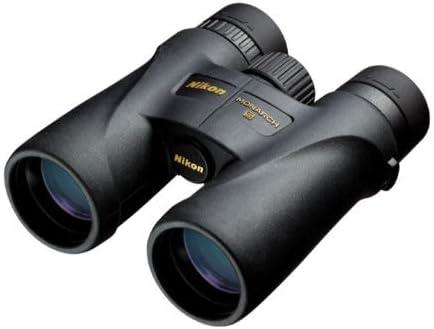 Nikon Monarch 5 8×42 Roof Prism Binoculars Black Renewed