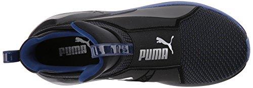 icelandic Wn Puma 8 Us Sneaker Rope Velvet Women's Blue Black Fierce M qqwAaB