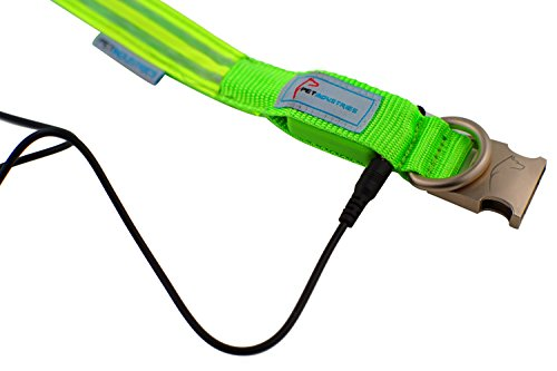 [Pet Industries] Quick Charge USB Cable for LED Collar/Leash/Harness (Twin Pack)