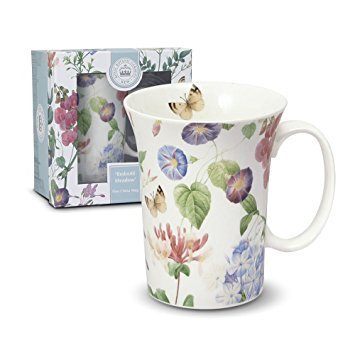 Royal Botanic Gardens, Kew Country Meadow Porcelain Mug with Gift Box, 12-Ounce (Ounce 12 Porcelain Mug)