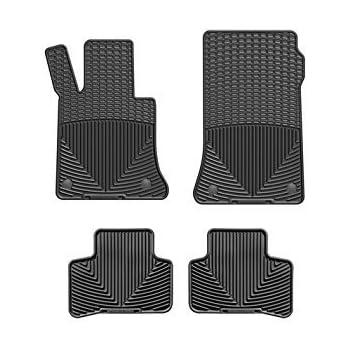 Weathertech mb x204 4r b floor mat rubber for Mercedes benz glk 350 floor mats