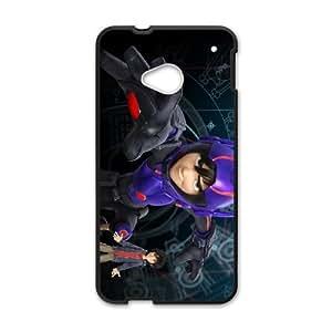 Big Hero 6 YT0066921 Phone Back Case Customized Art Print Design Hard Shell Protection HTC One M7