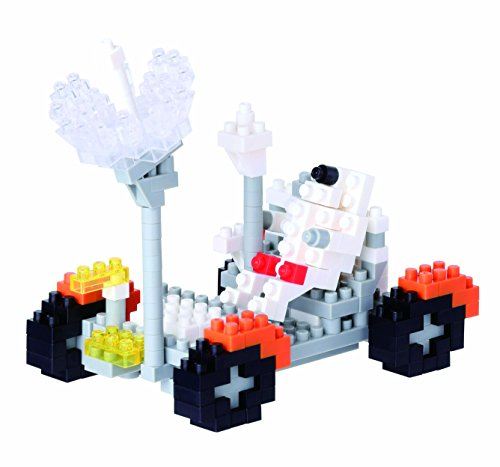 Lunar Vehicle - Nanoblock Lunar Vehicle Model Kit