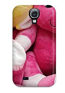 Galaxy S4 Cute Print High Quality Tpu Gel Frame Case Cover