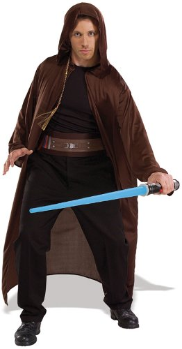 Star Wars Rubie's Costume Men's Adult Jedi Kit