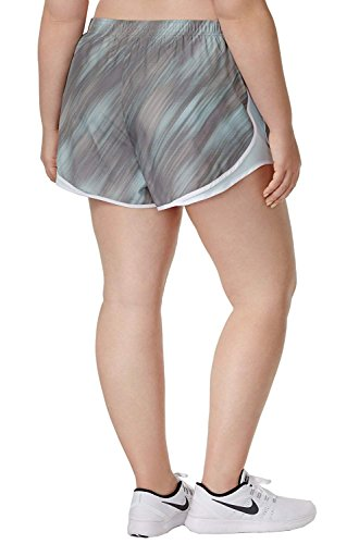 NIKE Women's Short Glacier Dust Wolf White Tempo Blue Grey FP6wrqF