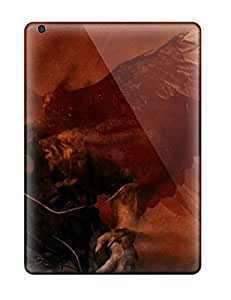 Eric S Reed Scratch-free Phone Case For Iphone 5/5s- Retail Packaging - Demon