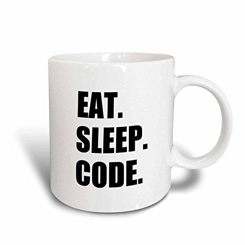 3dRose mug 180391 1 Code Computer Programmer 11 Ounce