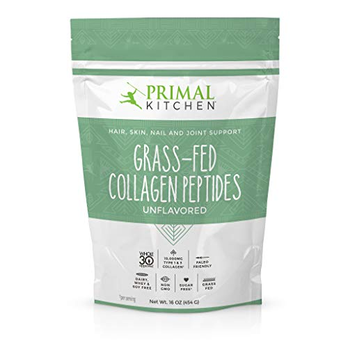 Primal Kitchen - Collagen Peptides, Unflavored, 1 Pound (Packaging May Vary)