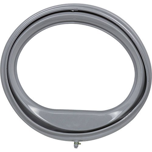 NEW 12002533 Maytag Neptune Washer Door Bellow Boot Seal with Drain Port 22003070, 12001772 12001876 22001978 2200307 by Primeco - 1 YEAR WARRANTY