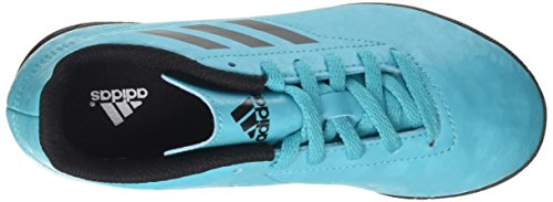 adidas Conquisto II TF J, Zapatillas de Fútbol Para Niños Multicolor (Energy Blue S17/core Black/solar Yellow)