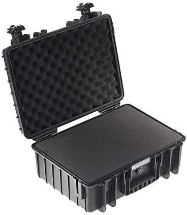 ハードケース安全保護ボックス一眼レフカメラレンズドローン防水防湿収納ボックス、B