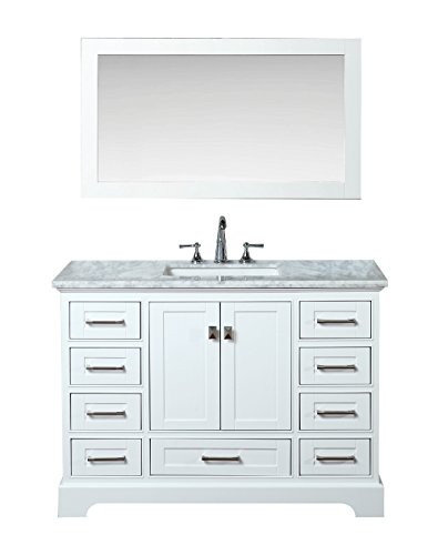 Stufurhome Hd 7130W 48 Cr Newport Single Bathroom Review
