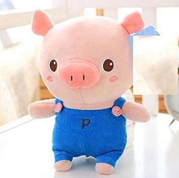 YOIL Lindo y Encantador Juguete Suave Peluches Durable Pig Plush Soft Toys Cerdo Felpa Animal Pig