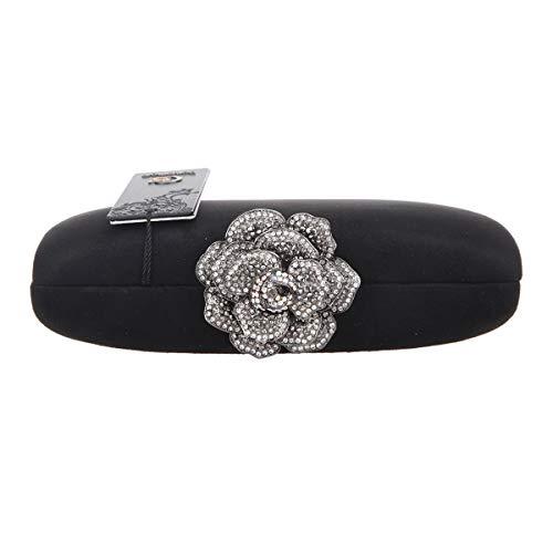 Bonjanvye Uk18109 S Pochette Noir Pour Femme gCgqZwOrx