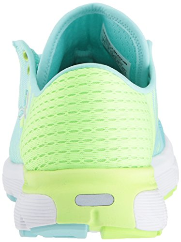 Under Armour Mujeres Speedform Gemini 3 Blue Infinity / Quirky Lime / White