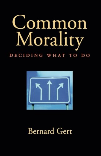 Morality Its Nature And Justification Review