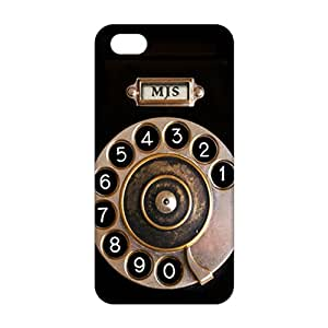 ?zel telefon k?l?flar? 3D Phone Case for iPhone 5S