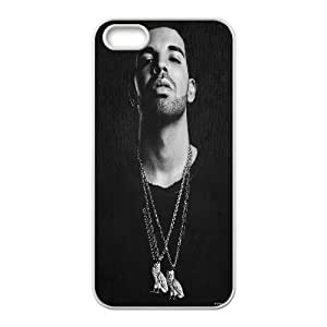 Custom High Quality WUCHAOGUI Phone case Singer Drake Protective Case For Apple Iphone 5 5S Cases - Case-6