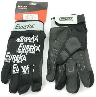 Eureka Par &apos quot;MTB o cualquier bicicleta guantes de ciclismo XL negro neopreno palmas acolchadas: Amazon.es: Deportes y aire libre
