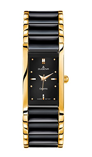 Dugena Women's Watch(Model: Keramik) -  4460591