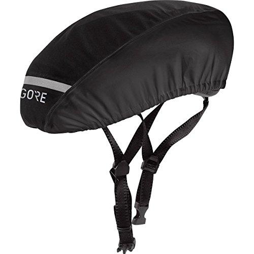 GORE WEAR Waterproof Helmet Cover, C3 Gore-TEX Helmet Cover, Size: L, Color: Black, 100238
