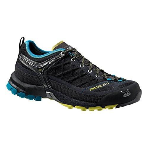 Firetail Salewa Black Women's Schwarz Shoe Evo 0950 venom black qAxP5A