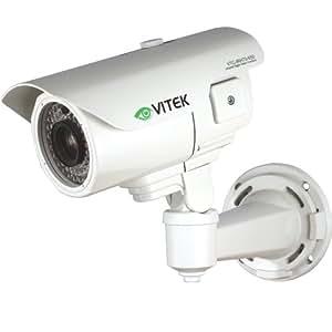 Amazon.com : Vitek CCTV VTC-IRE70/650 700TVL Infrared ...