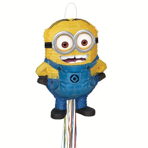 Despicable Me Minion Pinata (Bob), Pull String]()