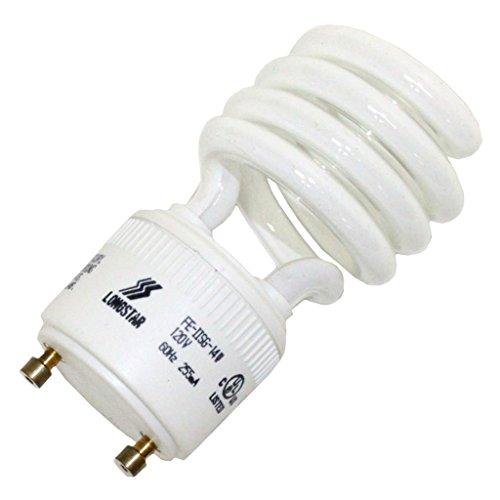 (LongStar 00185 - FE-IISG-14W/41K Twist Style Twist and Lock Base Compact Fluorescent Light)
