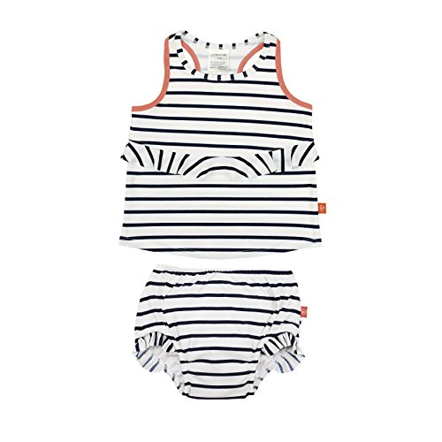 Lassig 2pc Tankini Set - Sailor navy 3 yrs. by Lassig