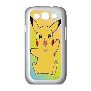 Pokemon Popular Cute Eevee Pikachu Hard Snap Phone Case Cover for Samsung Galaxy S3 I9300 case TSL210580
