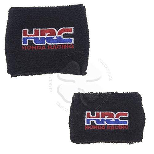 Reservoir Sock - Honda HRC - Set -1x Large & 1x Small - Black