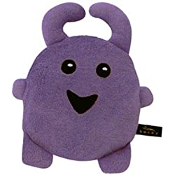 "Bucky Woopsies To The Resue ""Zooble"" Hot And Cold Pack,Purple,One Size"